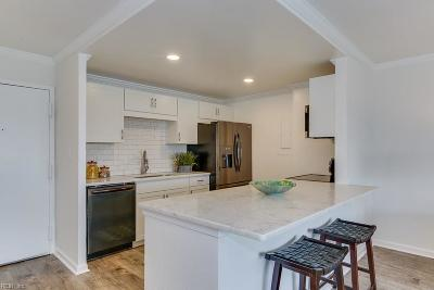 Virginia Beach Single Family Home New Listing: 500 Pacific Ave #212