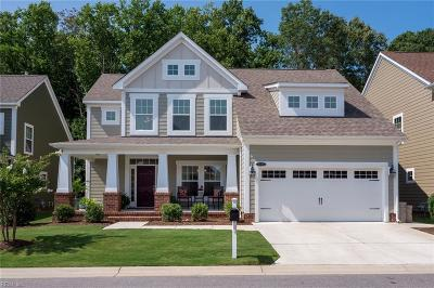 Virginia Beach Single Family Home New Listing: 5548 Botanical Dr