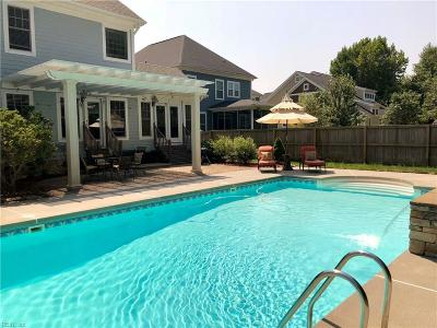 Chesapeake Single Family Home New Listing: 308 Conservation Xing