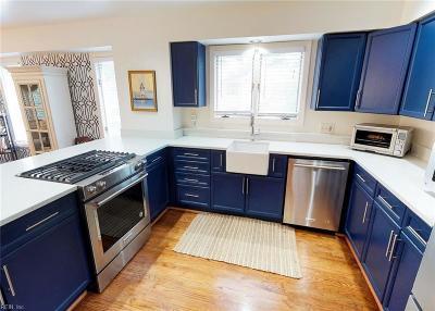 Virginia Beach Single Family Home New Listing: 226 82nd St