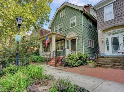 Norfolk Single Family Home New Listing: 733 Graydon Ave