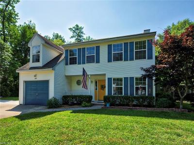 Chesapeake Single Family Home New Listing: 228 Terwillinger Rd