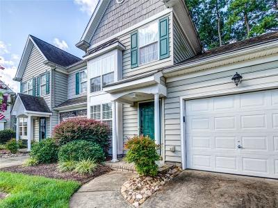 Portsmouth Single Family Home New Listing: 1203 Marsh Wren Cir