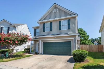 Chesapeake Single Family Home New Listing: 3613 Dock Point Arch
