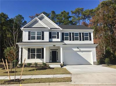 Suffolk Single Family Home Under Contract: 4054 Ravine Gap Dr