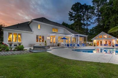 Virginia Beach Single Family Home New Listing: 1400 Blue Heron Rd