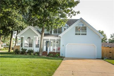 Chesapeake Single Family Home New Listing: 301 Franconia Dr