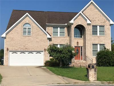 Suffolk Single Family Home New Listing: 112 Carriage House Dr