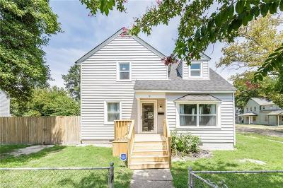 Portsmouth Single Family Home New Listing: 31 Channing Ave