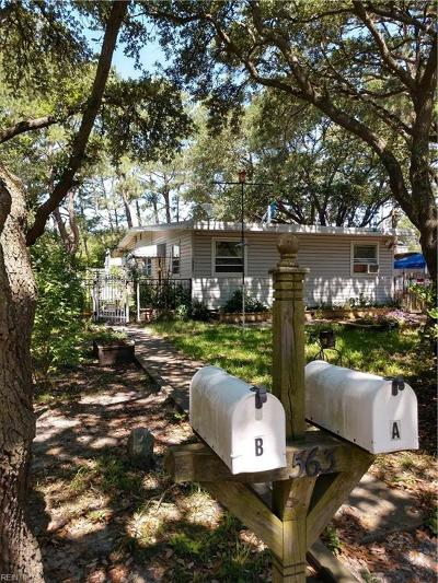 Norfolk Single Family Home New Listing: 9563 13th Bay St
