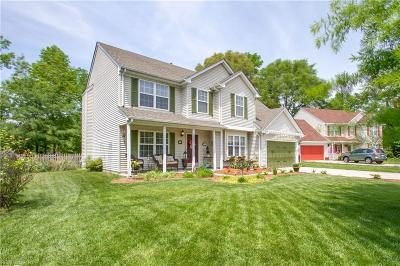 Chesapeake Single Family Home New Listing: 2042 Coral Ivy Ln