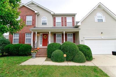 Hampton Single Family Home New Listing: 25 Welcome Way