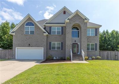 Chesapeake Single Family Home New Listing: 1029 Robert Welch Ln