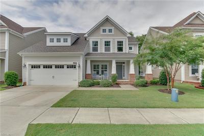Virginia Beach Single Family Home New Listing: 1289 Front St