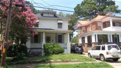 Suffolk Single Family Home New Listing: 311 S Broad St
