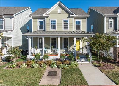 Hampton Single Family Home New Listing: 1820 N Mallory St