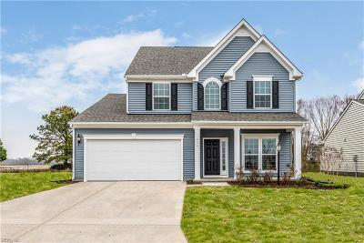 Chesapeake Single Family Home New Listing: Mm The Florence At Culpepper Landing