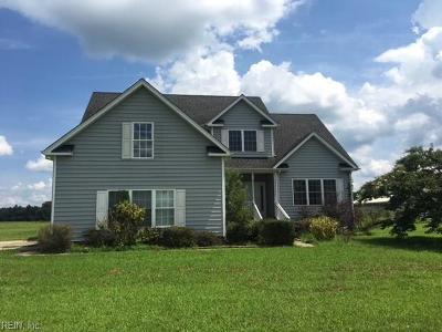 Suffolk Single Family Home New Listing: 3143 Arthur Dr