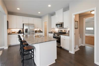 Chesapeake Single Family Home New Listing: Mm The Florence I At Culpepper Landing