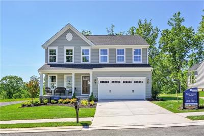 Chesapeake Single Family Home New Listing: Mm The Venice At Culpepper Landing