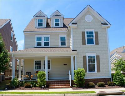 Suffolk Single Family Home New Listing: 96 Stowe Dr