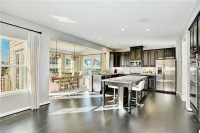 Chesapeake Single Family Home New Listing: Mm The Milan I At Culpepper Landing