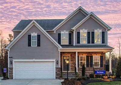 Chesapeake Single Family Home New Listing: Mm The Genoa I At Culpepper Landing
