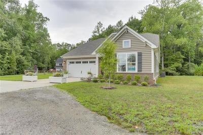 Suffolk Single Family Home New Listing: Mm Nantucket At River Bluff