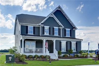Chesapeake Single Family Home New Listing: Mm The Rome At Culpepper Landing
