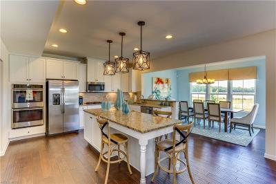 Chesapeake Single Family Home New Listing: Mm The Rome I At Culpepper Landing