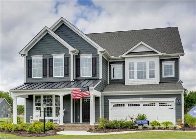 Chesapeake Single Family Home New Listing: Mm The Torino At Culpepper Landing