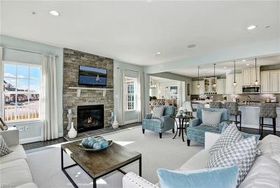 Chesapeake Single Family Home New Listing: Mm The Torino I At Culpepper Landing