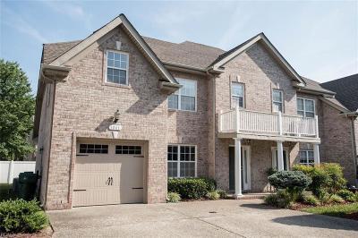 Virginia Beach VA Single Family Home New Listing: $355,000