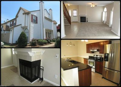 Virginia Beach Single Family Home New Listing: 4637 Georgetown Pl