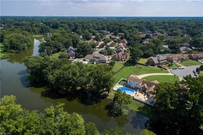 Norfolk Single Family Home New Listing: 7142 Hunters Chse