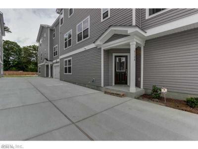 Virginia Beach VA Single Family Home New Listing: $359,900