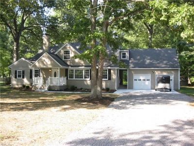 Virginia Beach Single Family Home New Listing: 5716 Normandy Ave