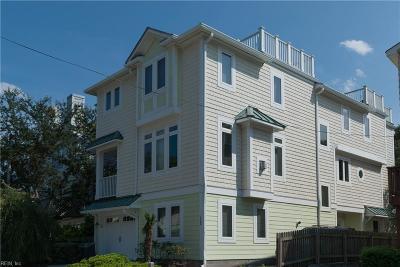 Virginia Beach Single Family Home New Listing: 3757 Jefferson Blvd