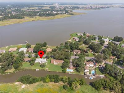 Hampton Single Family Home New Listing: 13 Eagle Point Rd