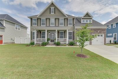 Chesapeake Single Family Home New Listing: 960 Painted Lady Pl