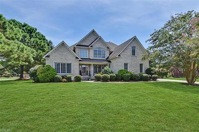 Chesapeake Single Family Home New Listing: 1609 Dockyard Lndg