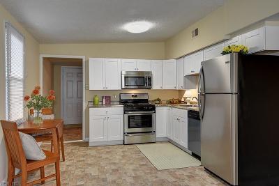 Chesapeake Single Family Home New Listing: 1106 Bethel Rd