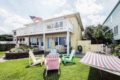 Virginia Beach Single Family Home New Listing: 4615 Ocean View Ave NW