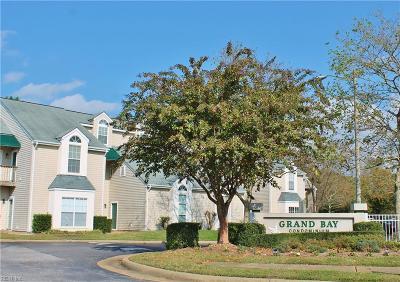 Virginia Beach Single Family Home For Sale: 1849 Grand Bay Dr