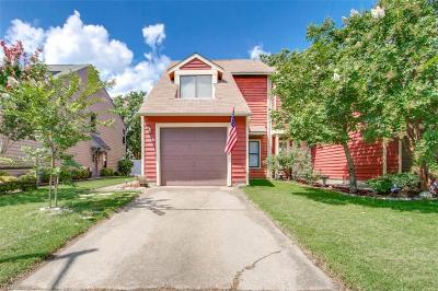 Virginia Beach VA Single Family Home New Listing: $214,900