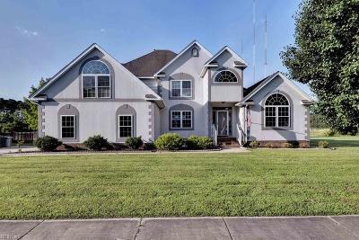Hampton Single Family Home New Listing: 7 Ashe Meadows Dr