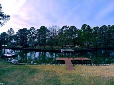 Virginia Beach Single Family Home New Listing: 3505 Byrn Brae Dr