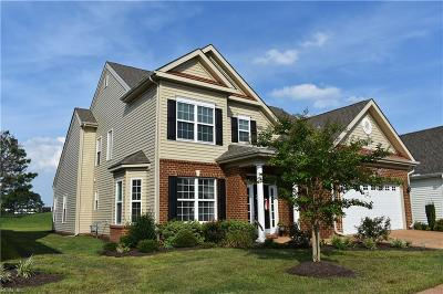 Chesapeake Single Family Home New Listing: 1522 Eagle Glen Dr #178