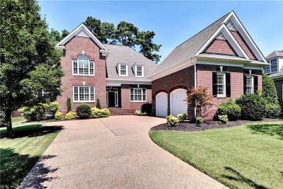Williamsburg Single Family Home For Sale: 1808 John Hancock