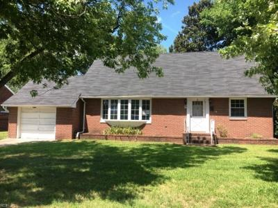Hampton Single Family Home New Listing: 3 N Greenfield Ave
